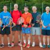 Herren 40 – erster Kantersieg in der Winterhallenrunde!